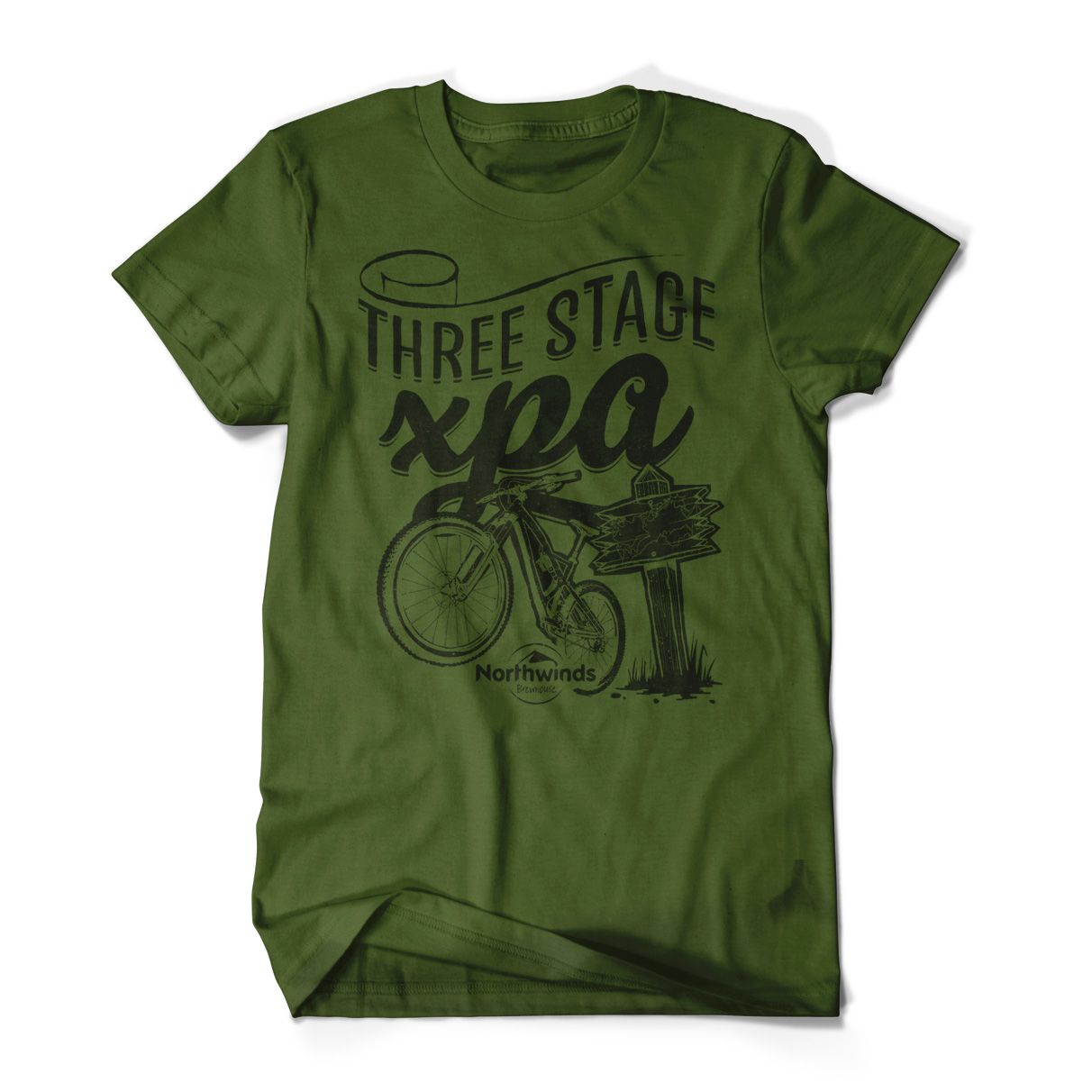 Three Stage Shirt