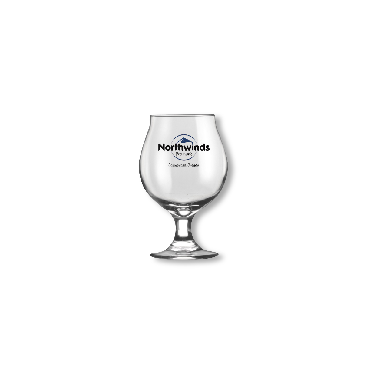 16oz Belgian Glass